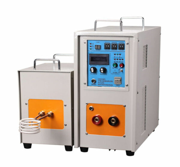 60KW 30-80KHz High Frequency Induction Heater Furnace ZN-60AB
