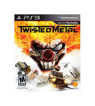 Twisted Metal Limited Edition for PlayStation 3 PLAYSTATION 3 PS3 Shooter