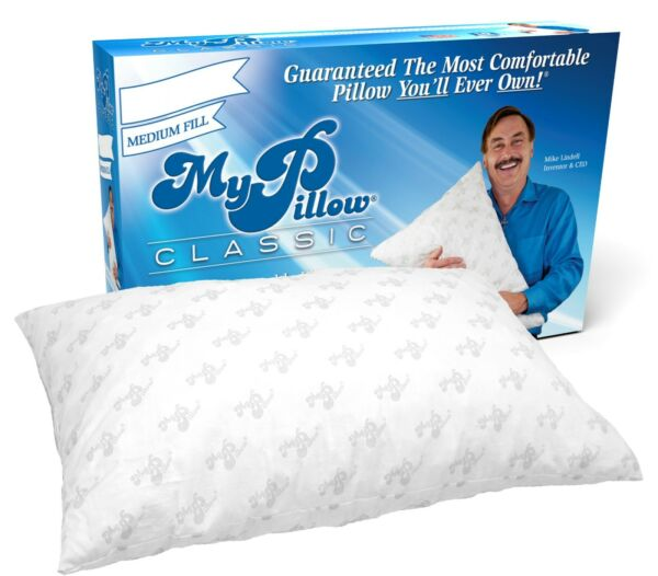 My Pillow Classic Series Bed Pillow $29.99