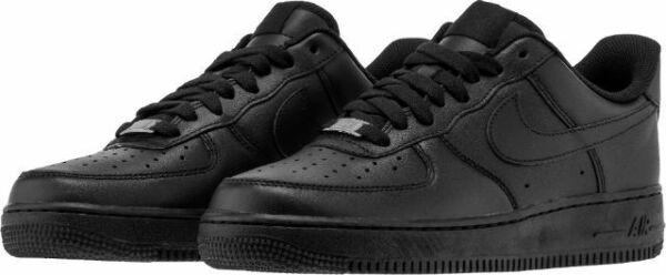 {315122-001} AIR FORCE 1 LOW MENS LIFESTYLE SHOE BLACK *NEW!*