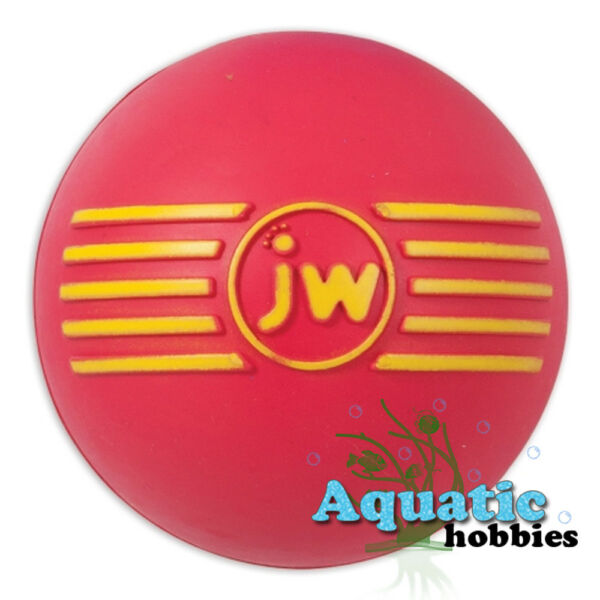 JW iSqueak Ball Fetch Toy For Dog & Puppy CHOOSE SIZE