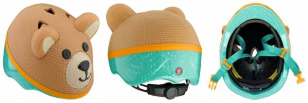 Schwinn 3D Teddy Bear Helmet for Infants Featuring 360 Degree Comfort... $23.60