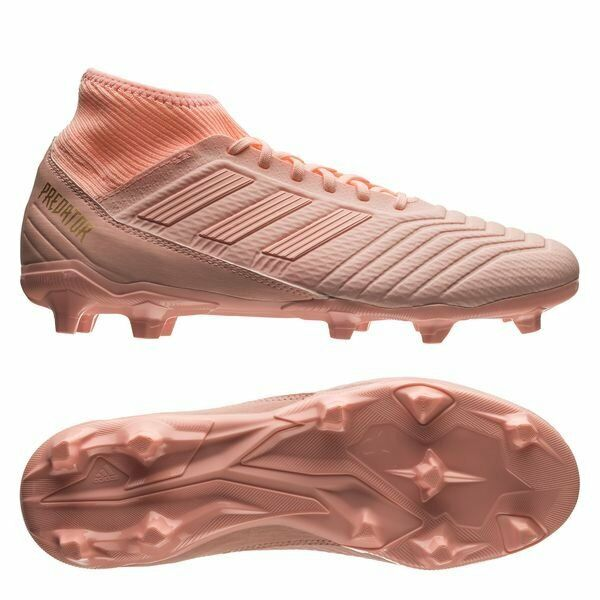 adidas Predator 18.3 FG  2018 Soccer Cleats Shoes Brand New Spectral Pink