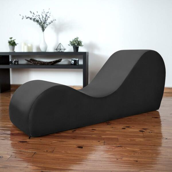 Premium Deluxe Yoga Relaxation Chaise Sex furniture Romance Seat Chair Love Sofa $401.99