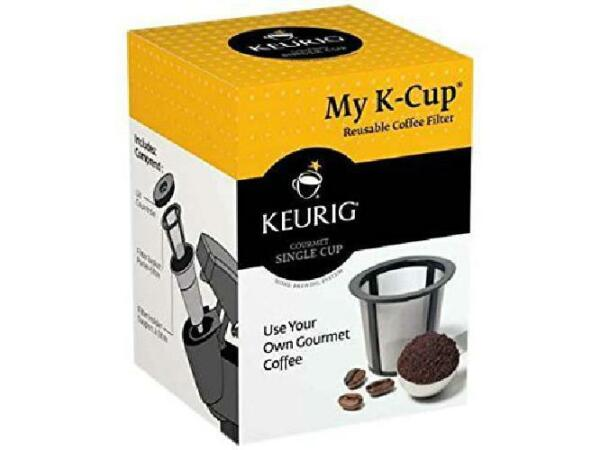 K-Cup Reusable Coffee Filter Brewer For K10 B40 Elite B50 Ultra