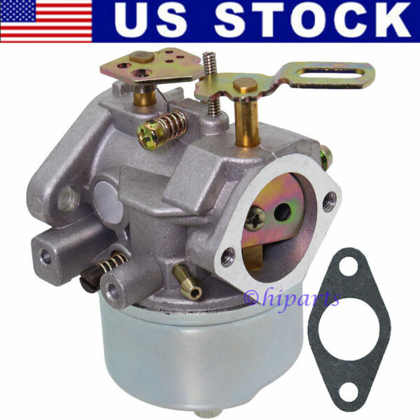 Carburetor for Tecumseh 8HP 9HP 10HP Snowblower 640349 640052 640054 Engines