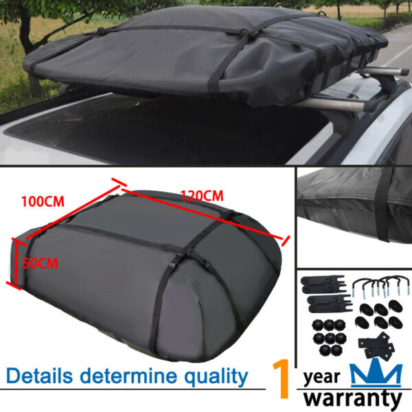 ABS Base Waterproof with Protective Universal Mat Cargo Roof Top Car Van SUV $225.99