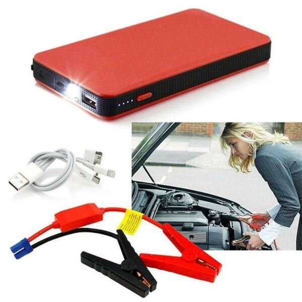 SALE Mini 20000mAh Car Jump Starter Engine Battery Charger Power Bank MZ