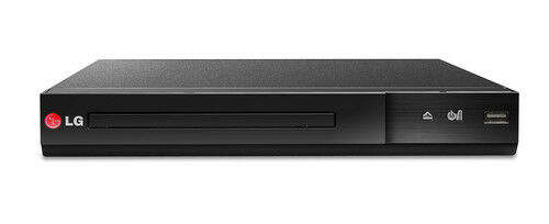 New LG DVD CD USB Player with USB Direct Recording and DivX Playback  DP132