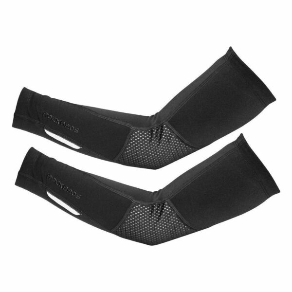 ROCKBROS Winter Thermal Warm Arm Warmersamp; Leg Covers Windproof for Riding Sports