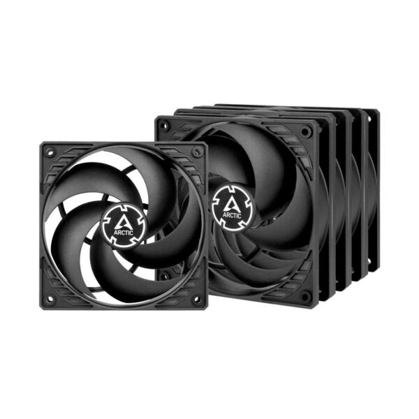 Arctic ACFAN00135A P12 Value Pack of 5 Pressure Optimized 120 mm Cooling Fan $28.99
