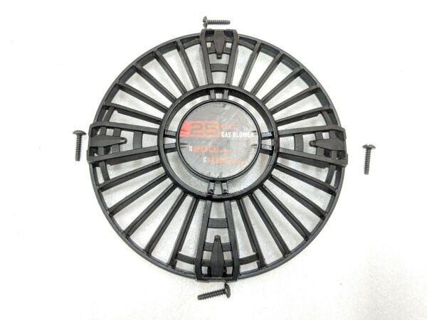 Craftsman Blower 316791601 Fan Cover Part Number 753 08539 with Screws