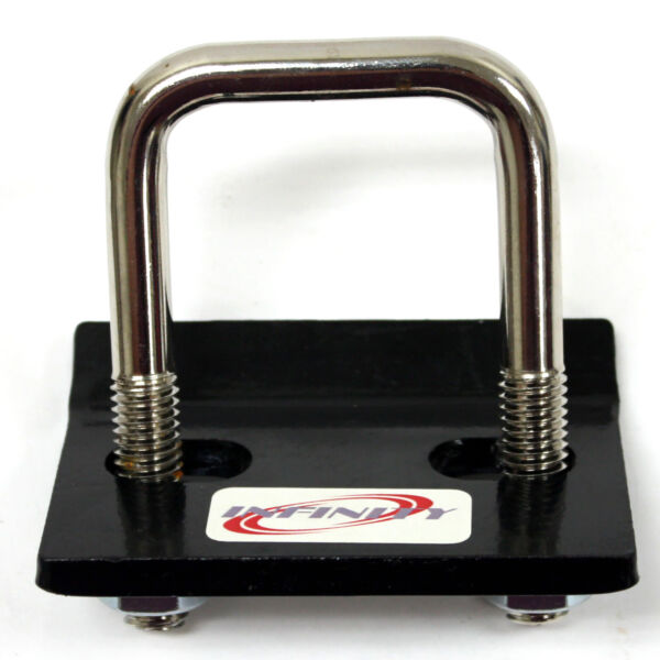 2quot; Hitch Tightener Anti Wobble Stabilizer 4 Cargo Carrier Hauling Tow No Rattle $9.85