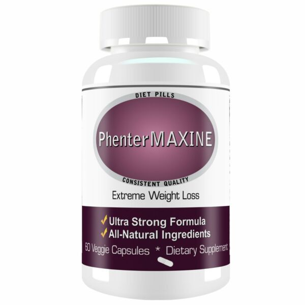 Phentermaxine Extreme Weight Loss - Ultra Strong Diet Pills Appetite Suppressant