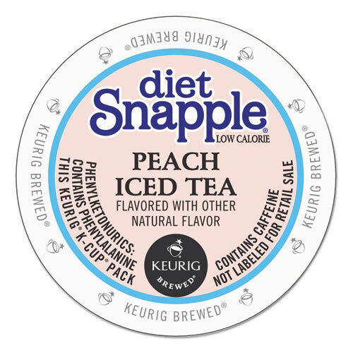 Diet Iced Tea K-Cups Peach