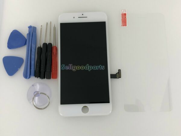 Genuine OEM Original iPhone 7 Plus White LCD Replacement Screen Digitizer GradeA