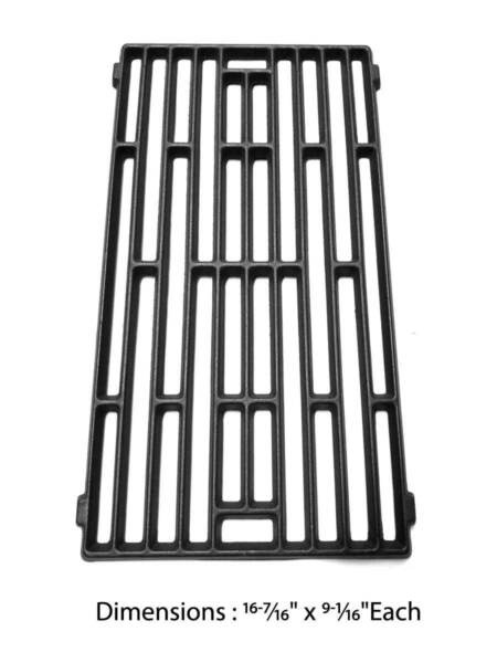 Cast Grates For Jenn air Ja460 Jenn air Ja461 Jenn air Ja461p Jenn air Ja480