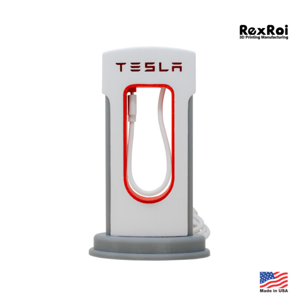 TESLA Supercharger Phone Charger iPhone Android Accessories MacBook