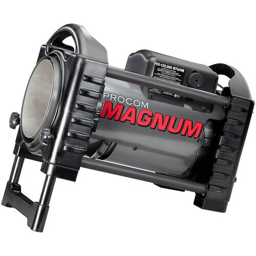 ProCom Magnum Forced Air Propane Heater - 125000 BTU Model# PCFA125V