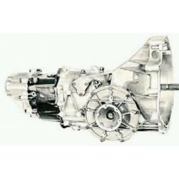 Porsche 951  944 Turbo Fully Rebuilt Transmission Remanufactured 1 Year Warranty