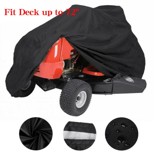 Fit Deck up to 72