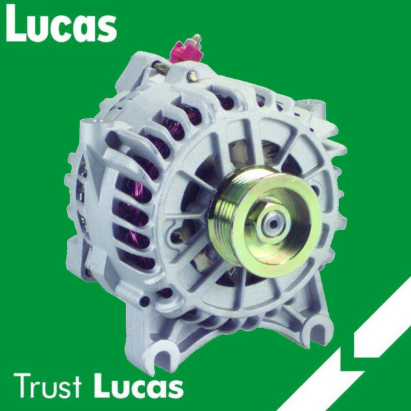 LUCAS ALTERNATOR FOR FORD CROWN VICTORIA LINCOLN TOWN CAR 4.6L 98 02 LESTER 7795 $69.99
