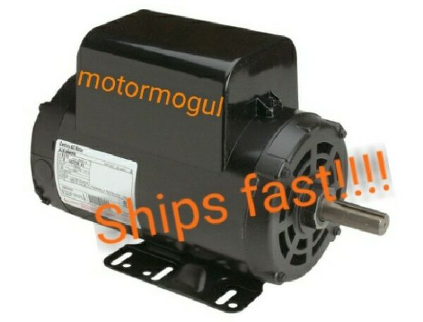Ingersoll rand air compressor motor replacement Electric Motor 5 hp 3600 rpm $300.00