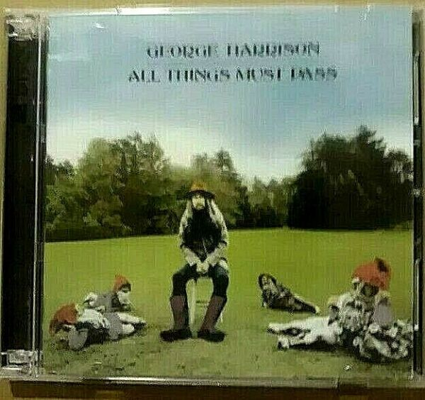 George Harrison ALL THINGS MUST PASS Remastered 2CD Brand New $15.85