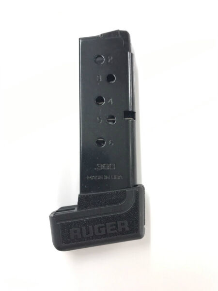 Ruger LCP II Magazine .380 ACP 7 Round LCP 2 Extended Mag 90626 $30.44