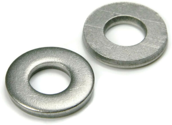 Extra Thick Flat Washers 18-8 Stainless Steel Washers Inch Size 145163812