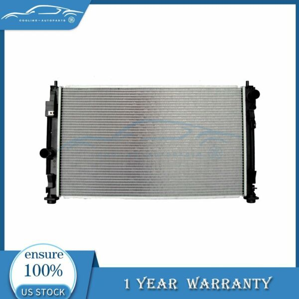 Radiator Brand Replacement Fits SBR2951 Fits 2011 2012-2014 Chrysler 200 2.4L