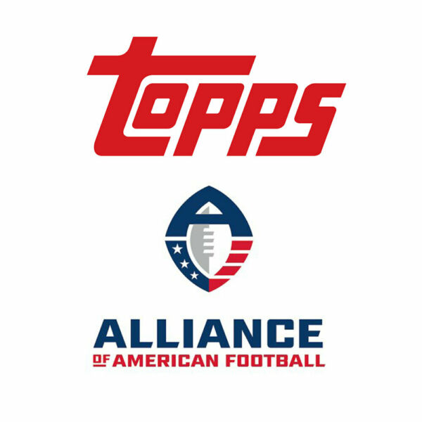 2019 Topps Alliance Football AAF Complete 175 Car Set - 24 HOUR SALE - FREE SHIP