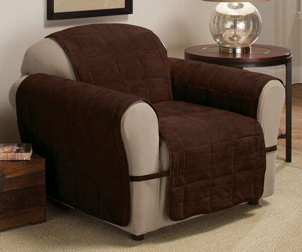 Innovative Textile Solutions Ultimate Furniture Protector Chair Chocolate $39.29