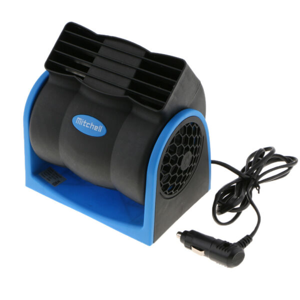 Portable Vehicle Car Truck Cooling Fan 12v for Car SUV ATV Electronics