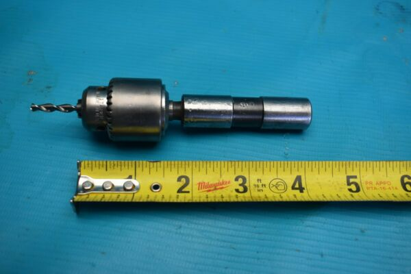 USED JACOBS CHUCK 1A 0 1 4quot; 1 TAPER 5 8quot;