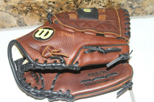 Wilson A905 Rustic Leather 11 34