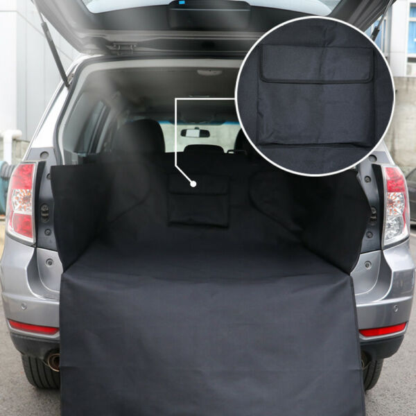Waterproof Car Dog Seat Cover Cargo Liner SUV Nonslip Mat Scratchproof Protector $17.98