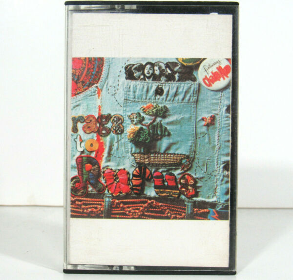 RUFUS Feat. CHAKA KHAN Rags To Rufus - Cassette 1974 Club Edition ABC 5022-809