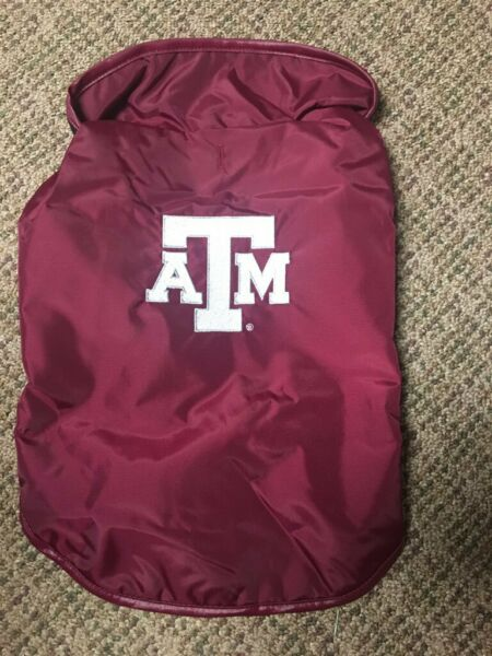 New All Star Dogs TEXAS A amp; M SMALL dog VEST $15.99