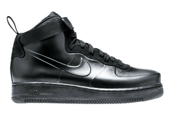 Nike Air Force 1 Foamposite Cup Men Shoes Triple Black AH6771-001 Multiple Sizes
