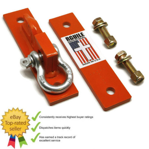 Tractor bucket Hooks Loader HD 7 3 4quot; X 2quot; grab hook shackle MADEUSA Combo $139.00