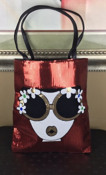The Bella Collection Sequin Fashion Tote