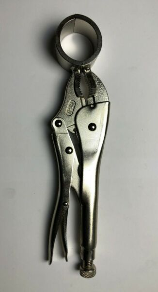 """NEW Vise Grip Socket Fusion Cold Ring Pliers Tool 1 1 4"""" IPS Geothermal $56.00"""