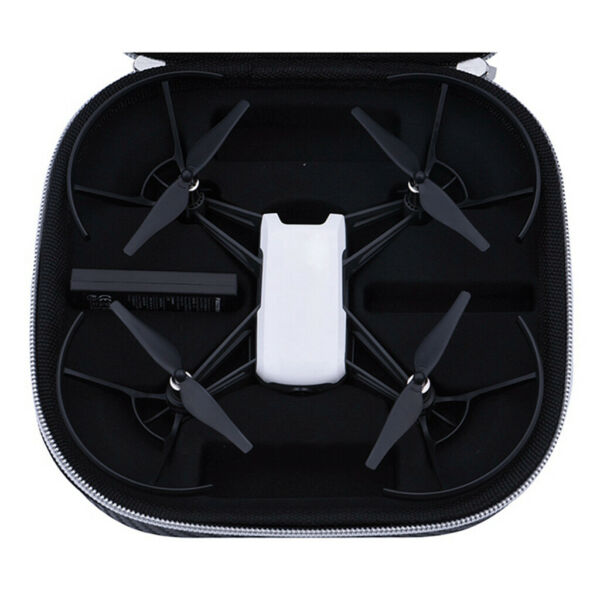 Carrying Case for DJI Tello Drone Double Zipper Shock-proof Bag for Tello
