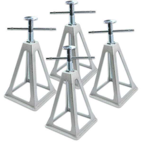 Stack Jack Stands LCW Olympian RV Aluminum Stabilizers Camper Trailer 4 Pack $42.99