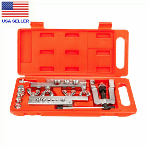 Flaring and Swaging Tool Kit Flares OD Soft Refrigeration Copper Tubing AFP