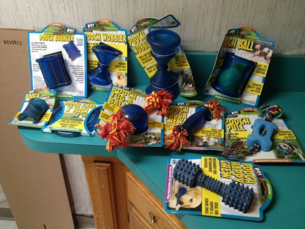 KollerCraft Pet Buddies Pooch Toys for all ages of Dogs: Many styles to choose!