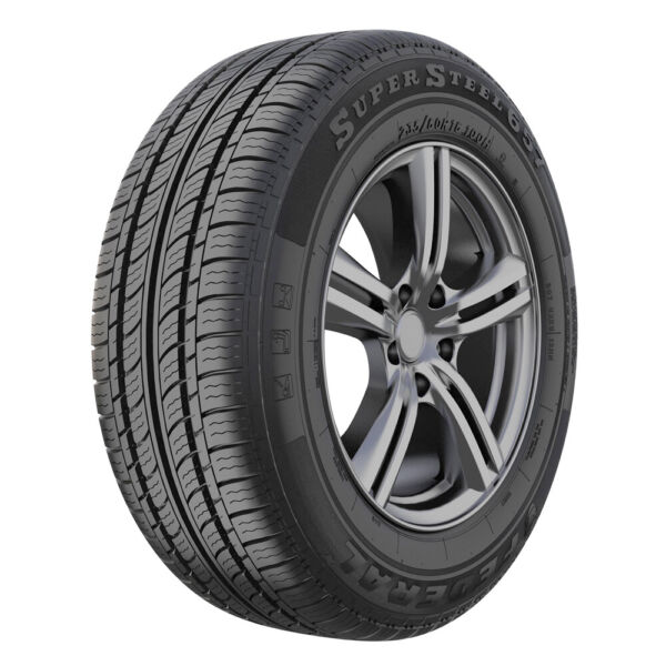 FEDERAL SS 657 165 80R15 87T Quantity of 2