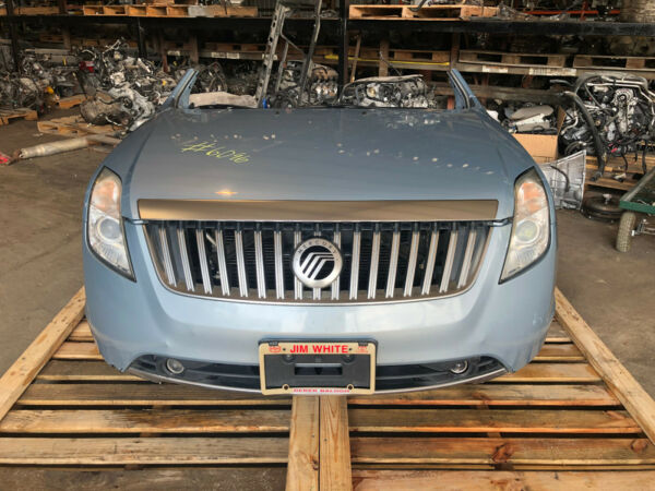 2010 2011 MERCURY MILAN HYBRID COMPLETE FRONT END ASSEMBLY OEM