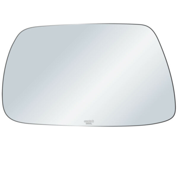 Driver Side Mirror Glass Fits 05-10 Jeep Grand Cherokee Adhesive Replacement LH